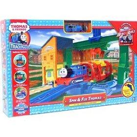 Spin & Fix Thomas & Friends Trackmaster Train Track