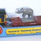 "Trackmaster Railway: Duncan in ""Runaway Elephant"""