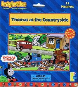 Imaginetics Thomas at the Countryside Play set