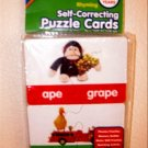 Active Minds Self-Correcting Rhyming Puzzle Card