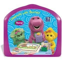 InteracTV - Celebrate With Barney