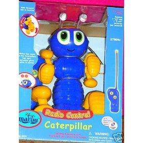 Radio Control Caterpillar Malibu Toys