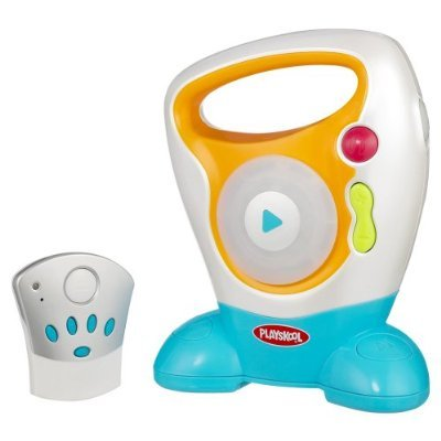 Playskool Made For Me Mp3 Music Player Blue