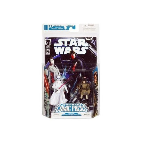Star Wars Comic Packs:   Darth Vader Princess Leia #4