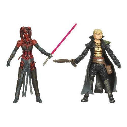 Star Wars Comic Packs:  Darth Talon & Cade Skywalker #2
