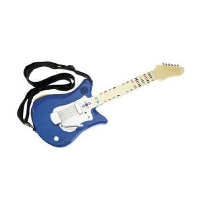 Fisher Price I Can Play Guitar Blue