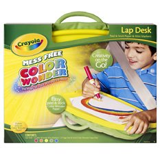 Crayola Color Wonder Lap Desk (75-2047)