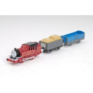 Thomas & Friends Trackmaster Road & Rail Arthur with 2 Coaches