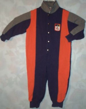 18 MOS GYMBOREE GYMSPORT BOYS ONE PEICE OUTFIT BTS
