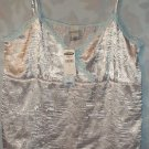 Bnwt Old Navy Maternity Silver Baby Doll Sz L