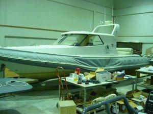 Power Boat Rib Response 8.75