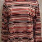 New CHARTER CLUB Women's 100% PIMA cotton shirt , size PM