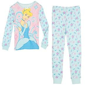NEW Disney Store Cinderella PJ Pals Pajamas size 8