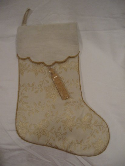 NEW Christmas Stocking -- Kurt Adler