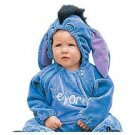 NEW Disney Eeyore Costume for Infants size 18 M -- FREE SHIPPING on this item!