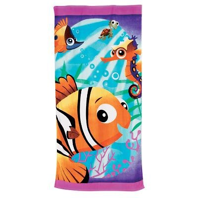 New Disney Nemo Beach Towel - Free Shipping on this item!