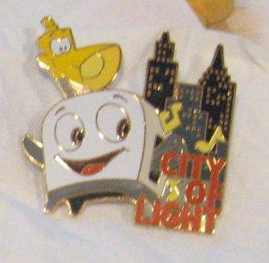 Disney Pins : Magical Musical Moments - City of Light Pin