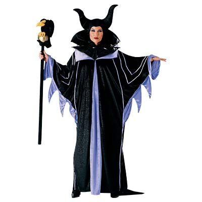 New Disney Maleficent Costume for Women, Size L  - Free Shipping on this item!