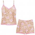 New Womens Bambi Cami Set by Disney Couture, size M - Free shipping