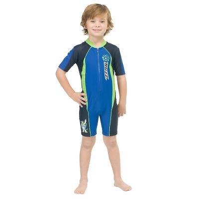 New Disney Buzz Rashguard Swimsuit for Boys, size 10 - Free shipping!
