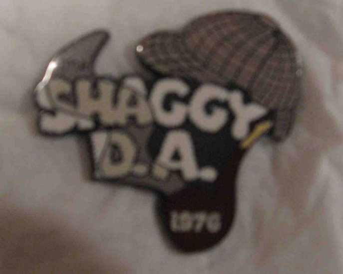 Disney Pins : The Shaggy D.A. 1976 , Series 100 Years of Dreams , #55 Pin