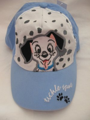 New Disney Store Cotton CAP - Dalmation puppy  for 3-4 year old boy