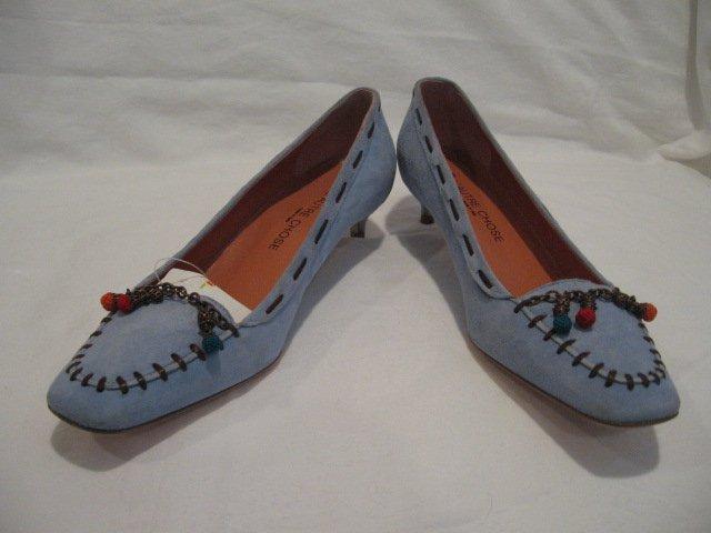 $325 NEW L'AUTRE CHOSE Women pumps Shoes Italy size 37.5