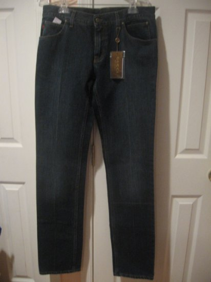 New with TAG Authentic GUCCI MEN JEANS size 34/50