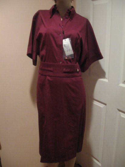 $1.4K New  Authentic GUCCI Women's Versatile  DRESS size 2 - 38  - FREE SHIPPING.