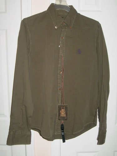 $165 NEW with TAG  RA-RE Men's SHIRTS LONG SLEEVE size XL