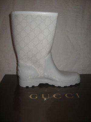 de1a26e56 New in Box Authentic GUCCI Women RAIN BOOTS PRATO GG LOGO ...