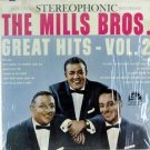 """""""The Mills Brothers Great Hits - Vol. 2"""