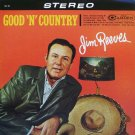 """Good N' Country [Vinyl] Jim Reeves"