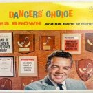 """""""Dancer's Choice [Vinyl] Les Brown and His Band of Renown"""