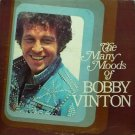 """""""The Many Moods Of Bobby Vinton- The Lonely Bobby Vinton [Vinyl] Bobby Vinton"""