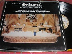 """""""El Disco De ''Arturo'' (El Millionario Seductor)"""