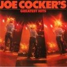 """Joe Cocker's Greatest Hits [Vinyl]"