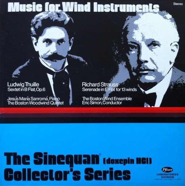 """Music For Wind Instruments"