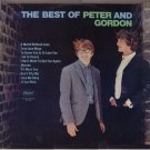 """""""The Best of Peter and Gordon [LP] Peter And Gordon"""