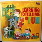 """""""Learning to Tell Time is Fun [Vinyl]"""