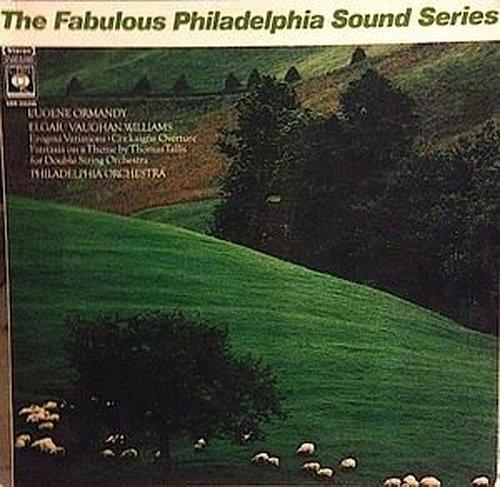 """Elgar: Enigma Variation; Cockaigne Overture/Vaughan Williams: Fantasia On A Theme By Tallis"
