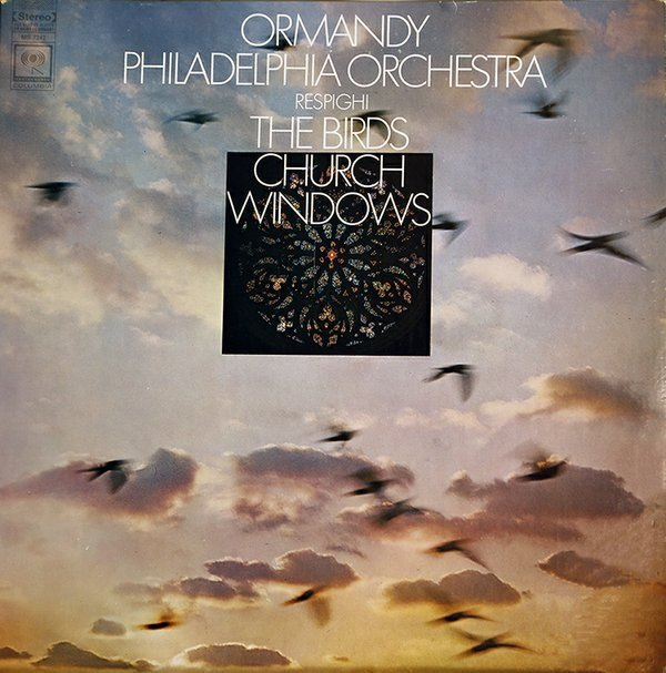 """Respighi: The Birds/Church Windows"