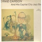 """""""Ernie Carson And His Capital City Jazz Band"""
