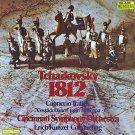 """Tchaikovsky: 1812/Capriccio Italien/Cossack Dance [Vinyl]"