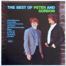"""""""The Best of Peter and Gordon [Record] Peter And Gordon"""