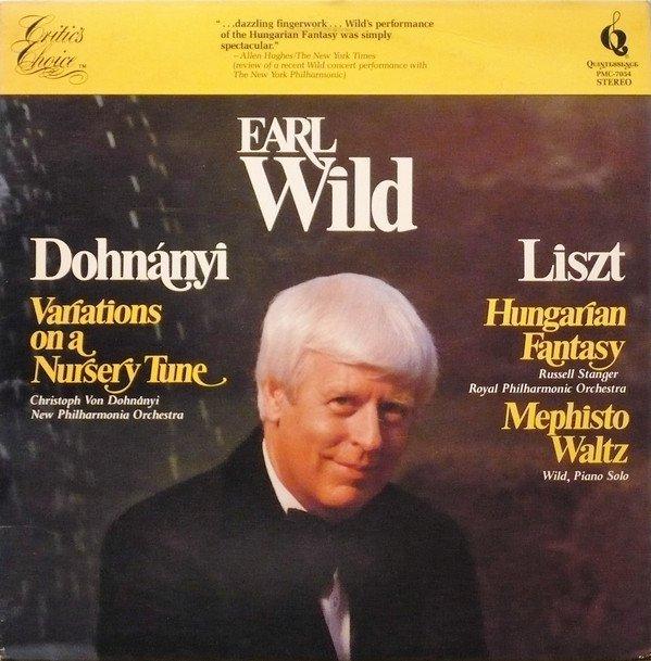 """Variations On A Nursery Tune / Hungarian Fantasy / Mephisto Waltz"