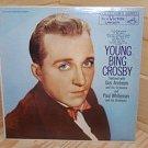 """""""Young Bing Crosby [Vinyl]"""