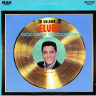 """Elvis' Golden Records Vol. 3 [Audio CD] Elvis Presley"