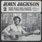 """""""Vol. 2: More Blues And Country Dance Tunes From Virginia [Vinyl]"""