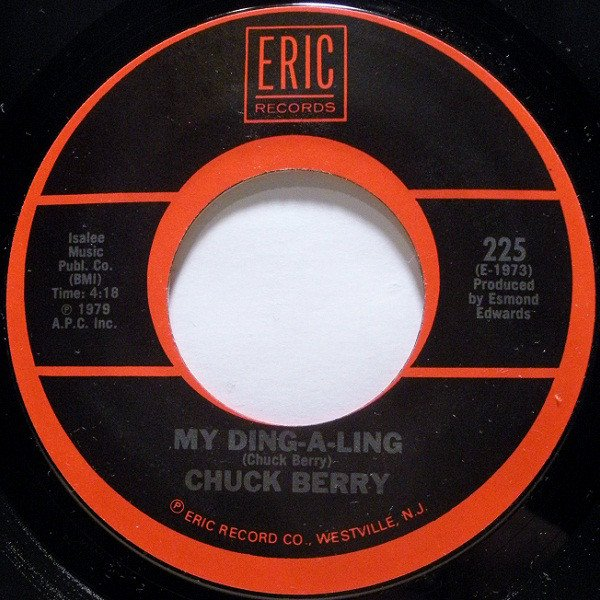"""""""Chuck Berry: My Ding-A-Ling / School Day (Ring! Ring! Goes The Bell) [Vinyl]"""
